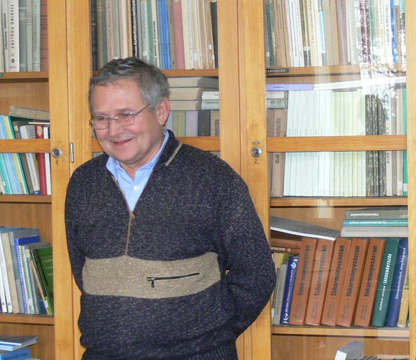 Dr. Pászthy Györgyre emlékezünk